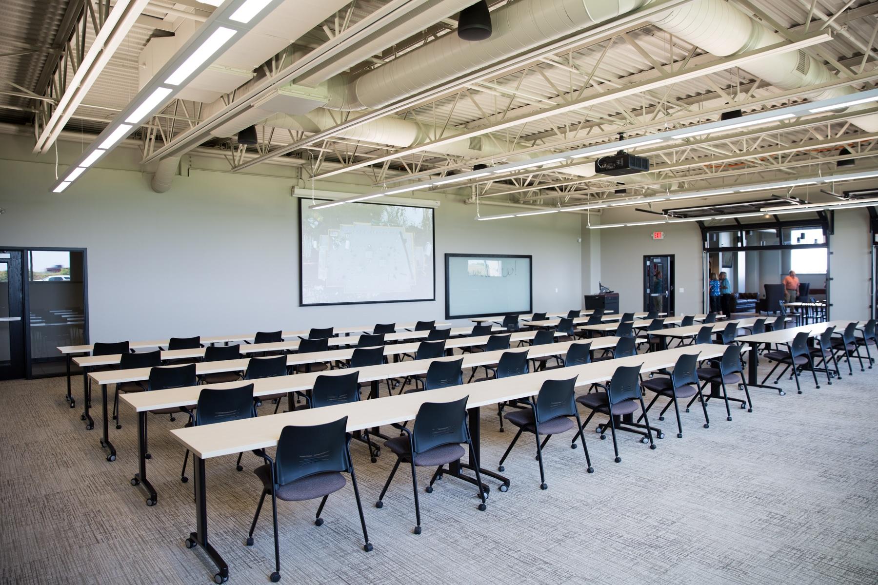 WDS office training room